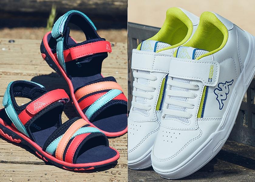 Kappa Frühjahr/Sommer 2021 Footwear Kids