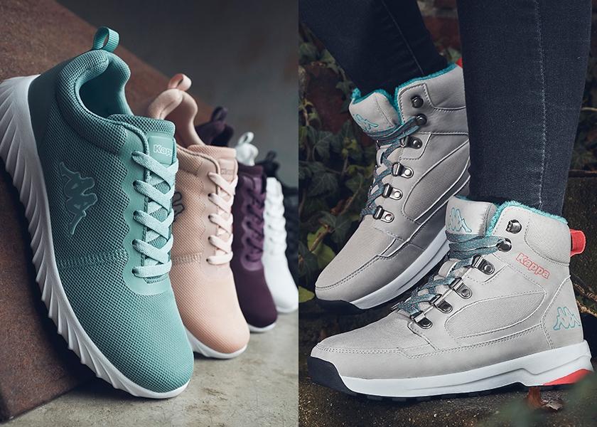 Kappa Herbst/Winter 2020 Footwear Adults