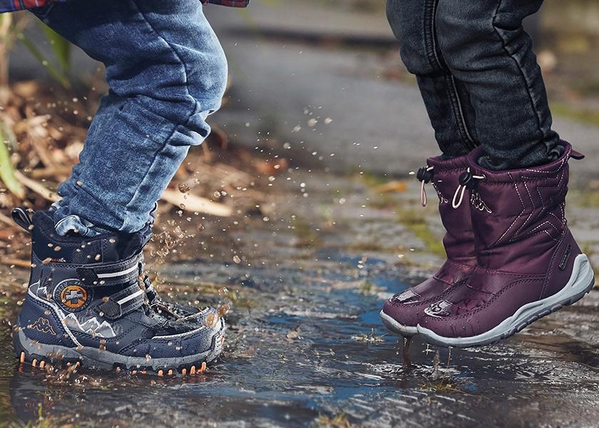 Kappa Herbst/Winter 2020 Footwear Kids